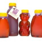 Raw Honey – Plastic Bottle