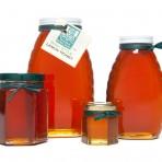 Irish Style Lemon Honey